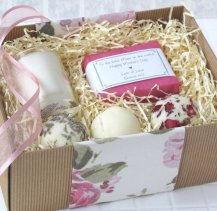 mothers day - personalised gift set