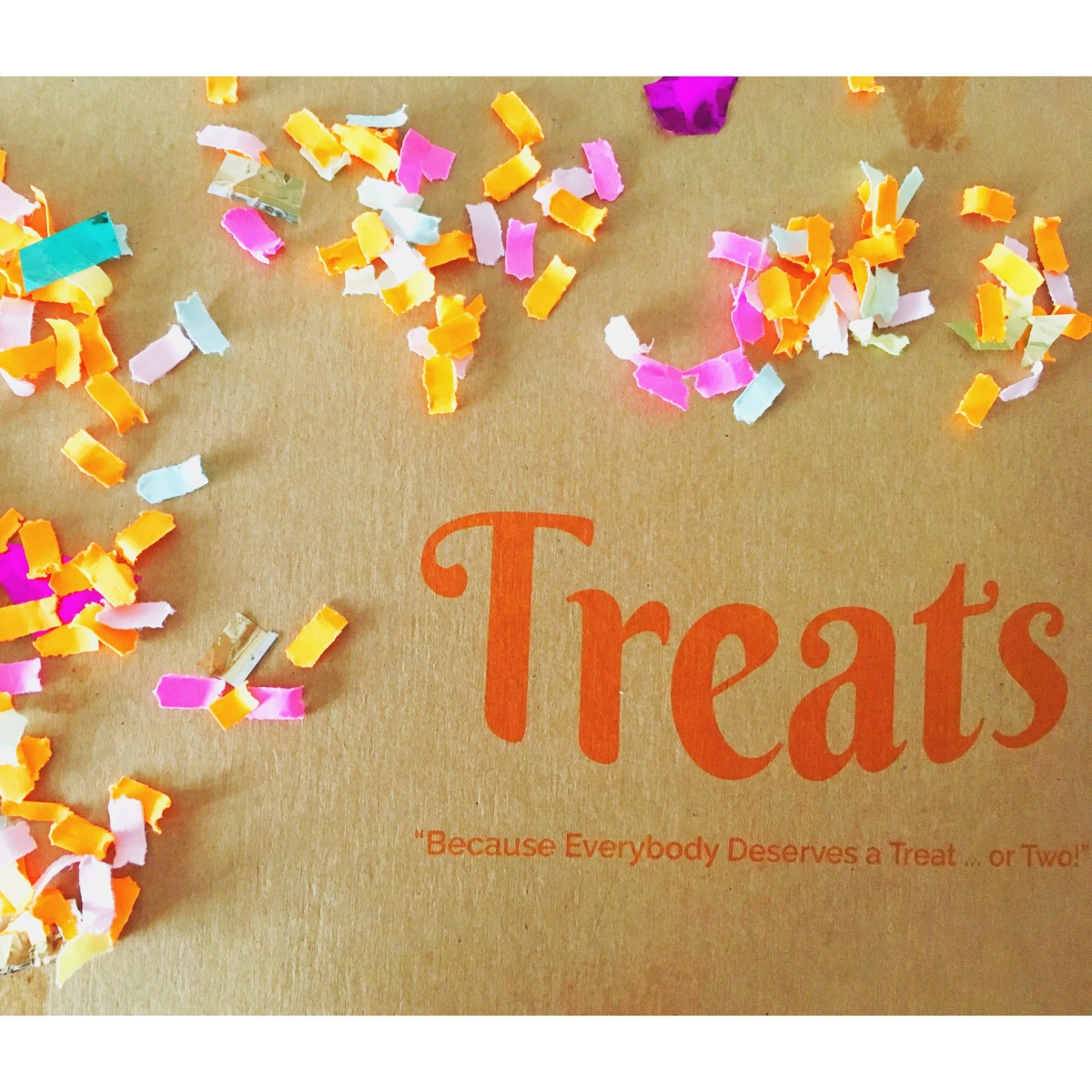 Treats! A sweet subscription box